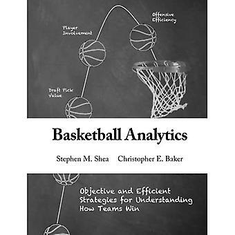 Basketballanalyse: Objektive og effektive strategier for å forstå hvordan lagene vinner