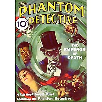 Pulp Classics: Phantom Detective #1 (February 1933)