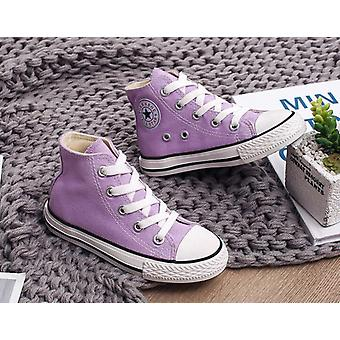 Canvas Kids Sneakers, Toddler Shoes