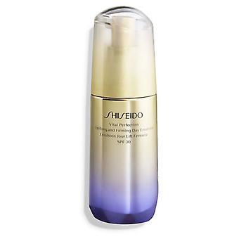 Shiseido Vital Perfection Uplifting Firming Day emulsion spf30 75ml