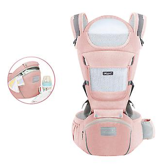 Baby Holder Carrier Backpack Ergonomic With Head Support Padded Shoulder Straps Front And Back