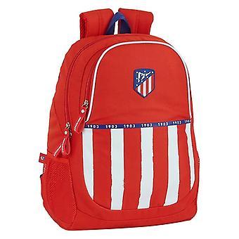 School Bag Atlético Madrid Blue White Red