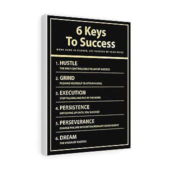 6 Menestyksen avaimet