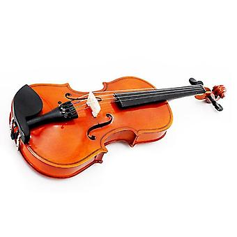 Natural Violin Basswood Steel String Arbor Bow Beginners