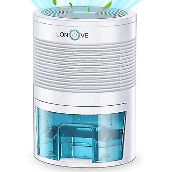 Luftentfeuchter Elektrischer Tragbarer Raumentfeuchter - 1000ml Luftentfeuchter Elektrischer