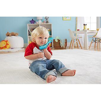 FengChun Mattel FPR17 Lern-Telefon mit Hund, Spielzeug fr Babys + 1 Jahr, Modelle