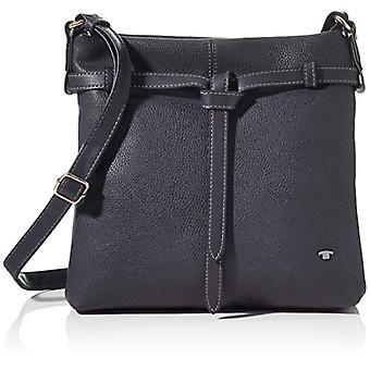 Tom Tailor Acc Lina, Women's Shoulder Bag, Dark Blue, M