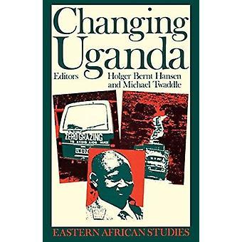 Holger Bernt Hansenin Ugandan vaihtaminen