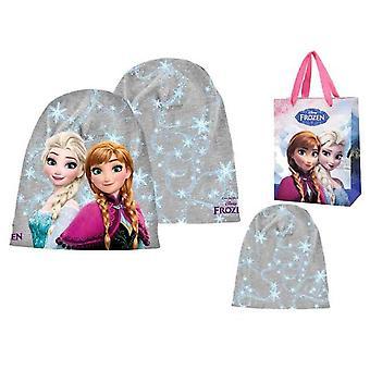 Disney frozen It es Cold - Hut - Anna - Elsa - grau