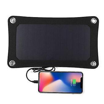 Sunpower 32w 5v højeffektive solpanel oplader USB rygsæk solenergi bank til udendørs camping vandreture