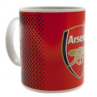 Arsenal FC Mugg