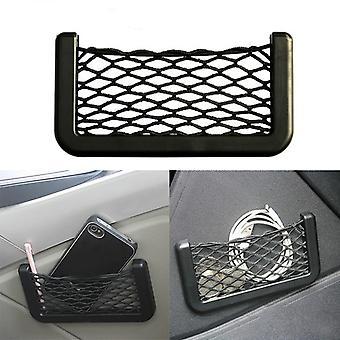 Universal Car Seat Side Back Storage Net Z