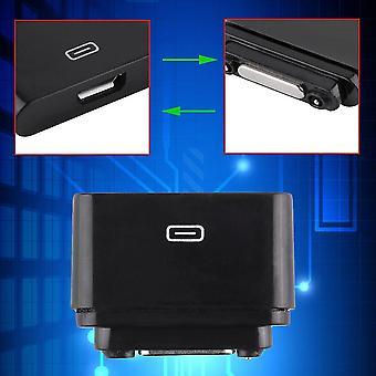 Adattatore per caricabatterie da Micro Usb a magnete magnetico per Sony Xperia Z1 Ultra Xl39h