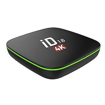 9.0 Tv Box Quad Core 4k H.265 2 Gb + 16 Gb Wifi Media Player
