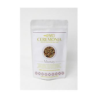 Munay mixture of resins and incense sweet and floral aroma 100 g