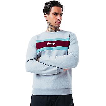 Hype Mens Jh University Sweatshirt