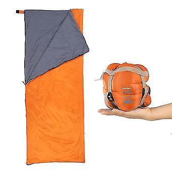 Zewnętrzny przenośny koc hamakowy zimowy ciepły hamak akcesorium izolacyjne do biwakowania (Orange1)