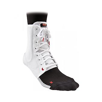 McDavid 199 Lightweight Ankle Support / Brace Lightweight & Laced - White