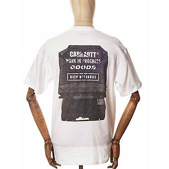 Carhartt KET-tuotteet T-paita - Valkoinen
