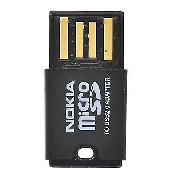 Eredeti Ad-86 Usb2.0 Tf kártyaolvasó Micro Sd kártyaolvasó