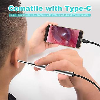 3.9mm Mini Endoscope Médical Caméra Étanche Usb Endoscope Caméra d'Inspection Pour Otg Android Téléphone Pc Oreille Nez Endoscope