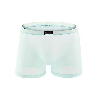 Homme Boxer Slip Respirant Soft Mesh Underwear Bulge Pouch Underpants