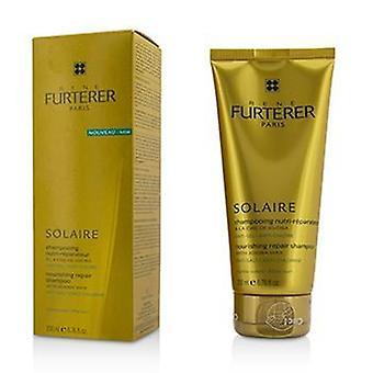Rene Furterer Solaire voedende reparatie shampoo met jojoba Wax-After Sun-200ml/6.76 Oz