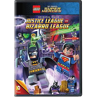 Lego: Dc Comics Super Heroes: Justice League vs. [DVD] USA import