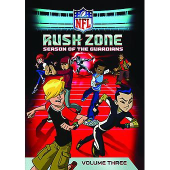 NFL Rush Zone: Seasons of the Guardian 3 [DVD] USA import