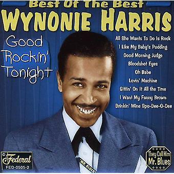 Wynonie Harris - Best of the Best [CD] USA import