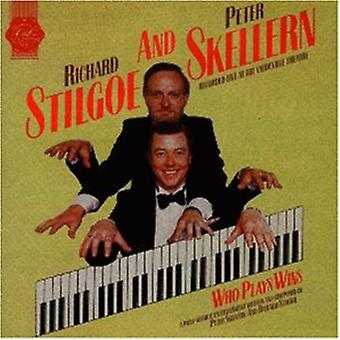 London Cast - Stilgoe & Skellern [CD] USA import