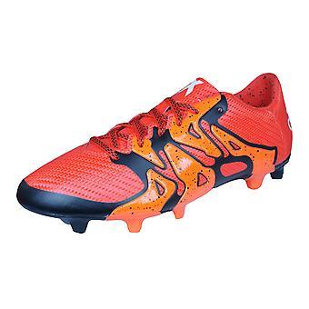 Adidas X15.3 FG / AG Mens Football bottes / cales - Orange