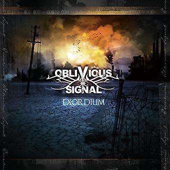 Oblivious Signal - Exordium [CD] USA import