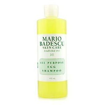 Mario Badescu All Purpose Egg Shampoo (for All Hair Types) - 472ml/16oz