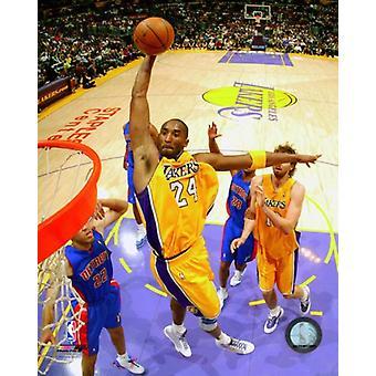 Kobe Bryant 2008-09 Action Photo Print (8 x 10)