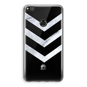Huawei Ascend P8 Lite (2017) Transparant fall (Soft) - marmor pilar