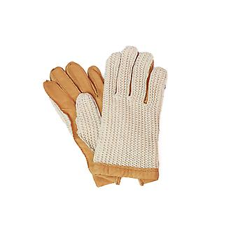 Eastern Counties Leather Mens Crochet Driving Gloves