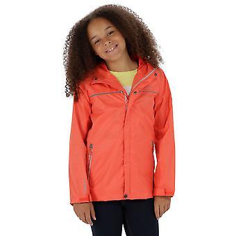 Regaty chłopców & dziewcząt Disguize II wodoodporny podklejone szwy płaszcz kurtka