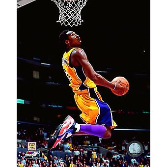 Kobe Bryant 2000-01 toiminta Photo Print