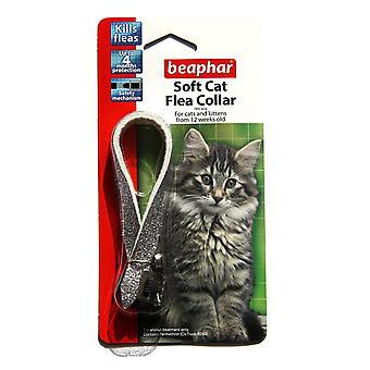 Beaphar kat kraag zilver Glitter