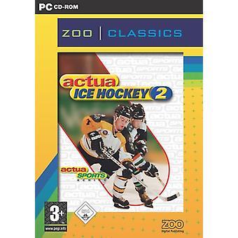 Actua ishockey 2 (PC CD)-nytt