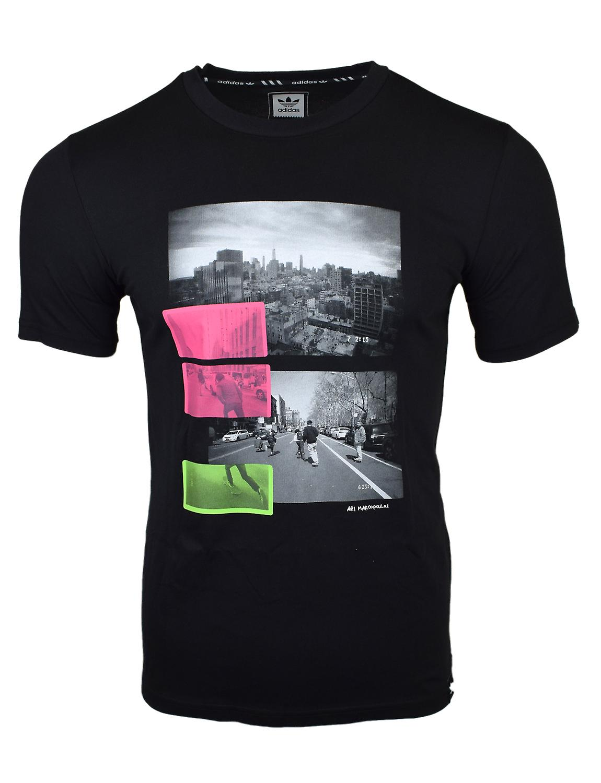 Adidas Originals Ari Marcopoulos Black T-Shirt BJ8703