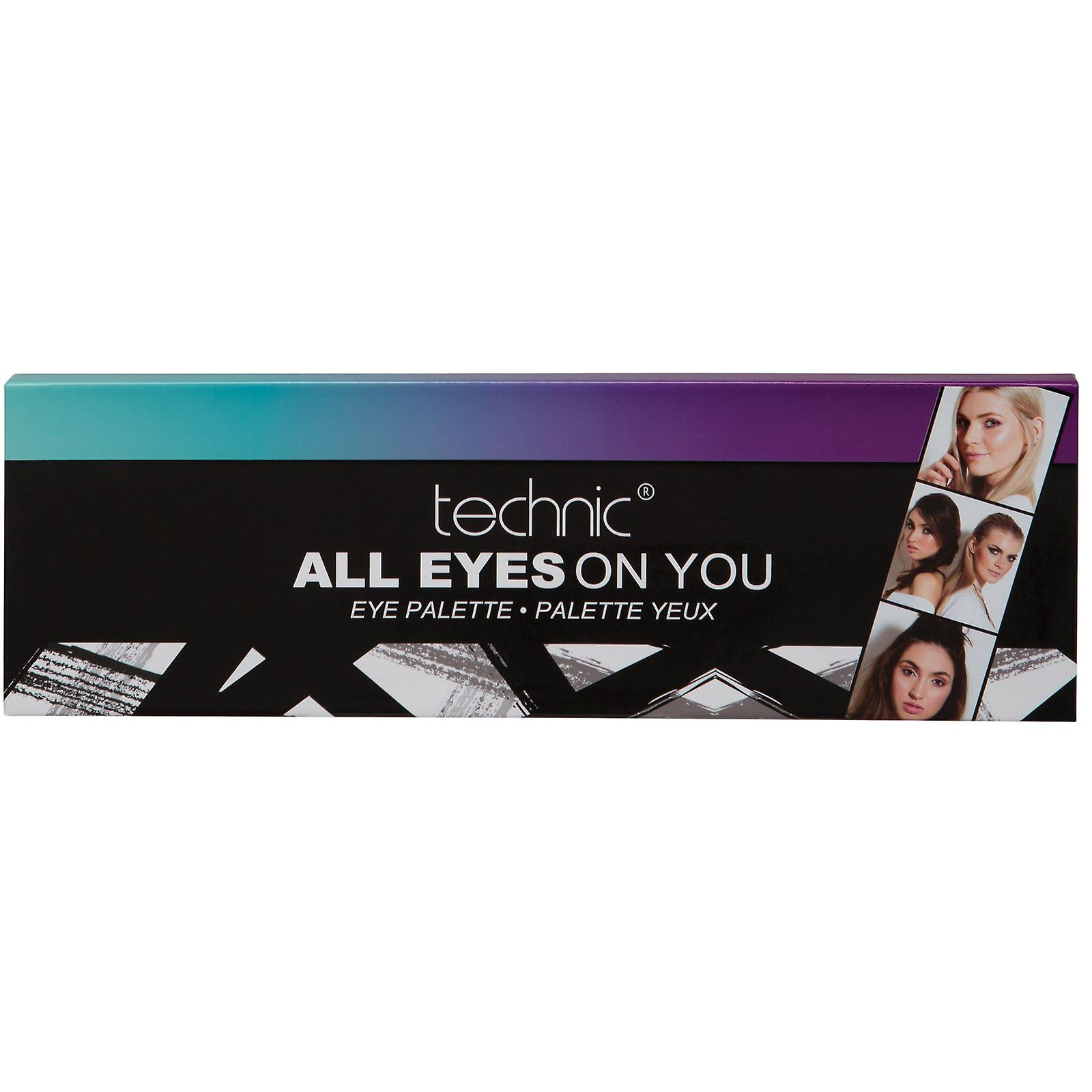 Technic All Eyes On You Eyeshadow Palette