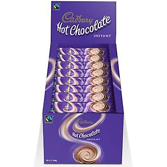 Cadbury Instant Hot Chocolate Sachets