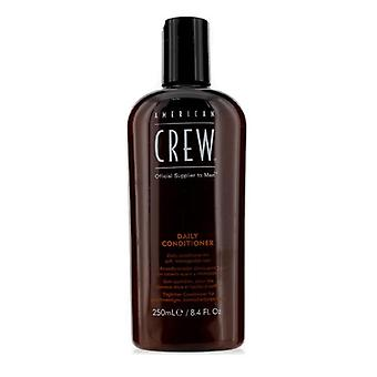 American Crew Men Daily Conditioner (for Soft Manageable Hair) - 250ml/8.4oz