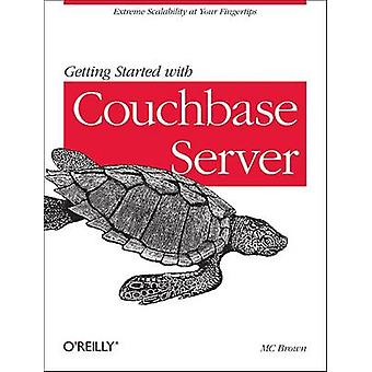 Guida introduttiva a Couchbase Server di MC Brown - 9781449331061 libro