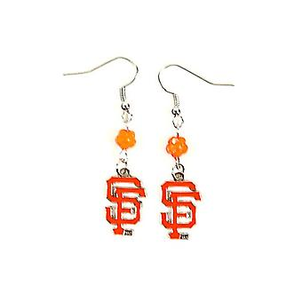 San Francisco Giants MLB Sophie Style boucle d'oreille