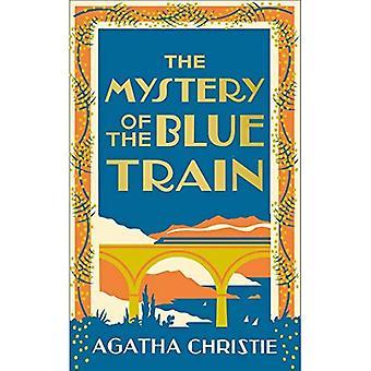 Het mysterie van de blauwe trein (Poirot) (Poirot)