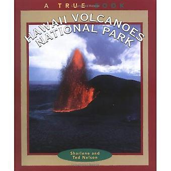 Hawaii Volcanoes National Park (True böcker: nationalparker)