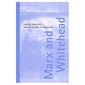 Marx en Whitehead